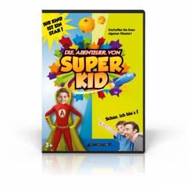 Super Kid Personalisierte DVD - Bild vergrößern
