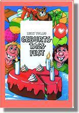 Mein tolles Geburtstagsfest & Kinderhoroskop